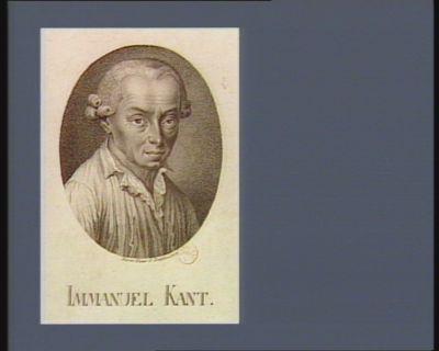Immanuel Kant [estampe]