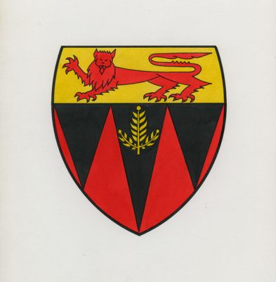 Stanford University. School of Earth Sciences. Coat of Arms