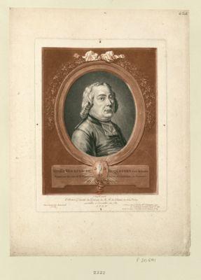 Maugins de Roquefort, curé de Grasse député par les sénéch.ées de Draguignan, Grasse et Castelane en Provence, né le 21 avril 1732 : [estampe]