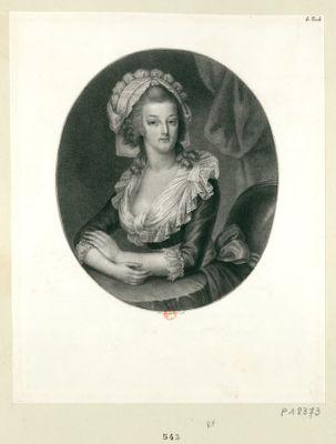 [Marie Antoinette d'Autriche reine de France et de Navarre] [estampe]