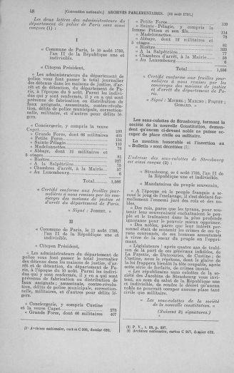 Tome 72 : Du 11 au 24 août 1793 - page 48