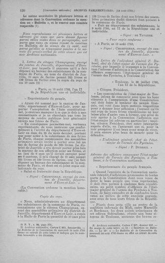 Tome 72 : Du 11 au 24 août 1793 - page 130