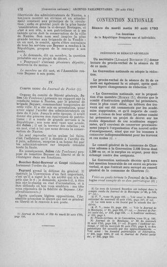 Tome 72 : Du 11 au 24 août 1793 - page 472