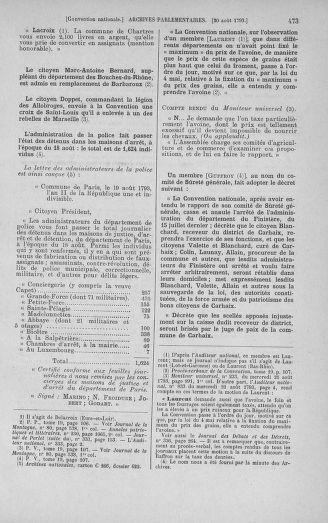 Tome 72 : Du 11 au 24 août 1793 - page 473