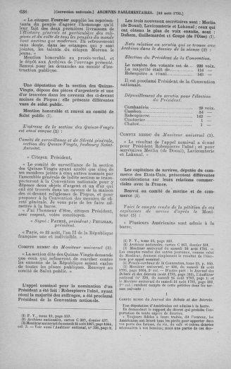Tome 72 : Du 11 au 24 août 1793 - page 638