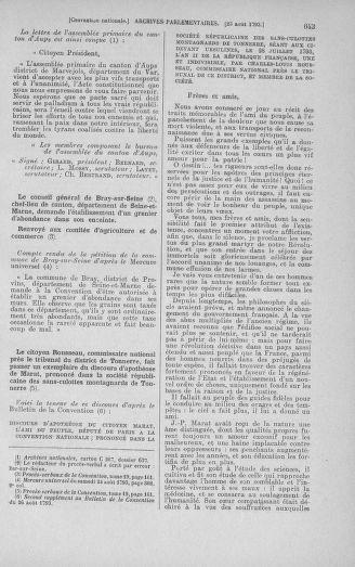 Tome 72 : Du 11 au 24 août 1793 - page 643