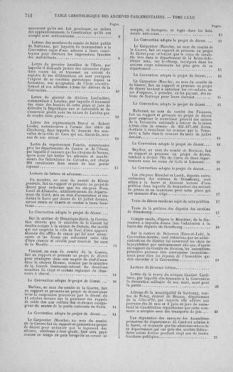 Tome 72 : Du 11 au 24 août 1793 - page 742