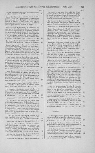 Tome 72 : Du 11 au 24 août 1793 - page 743