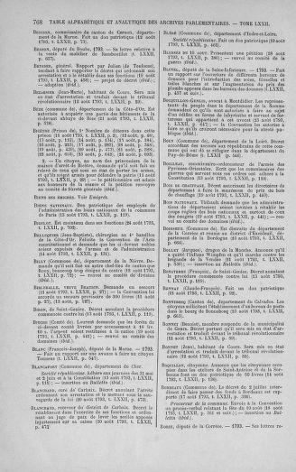 Tome 72 : Du 11 au 24 août 1793 - page 768