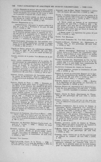 Tome 72 : Du 11 au 24 août 1793 - page 788