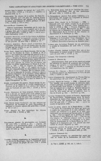 Tome 72 : Du 11 au 24 août 1793 - page 791
