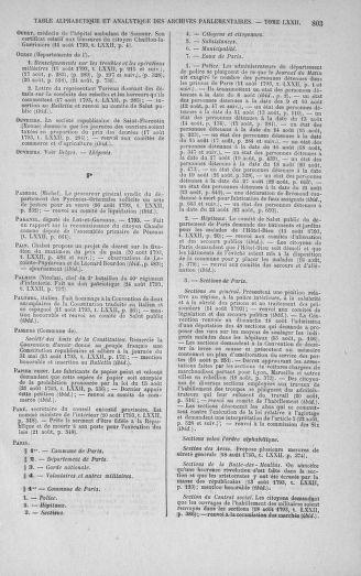Tome 72 : Du 11 au 24 août 1793 - page 803