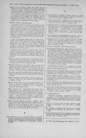 Tome 72 : Du 11 au 24 août 1793 - page 814