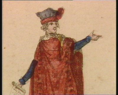 Costume des Anciens [estampe]
