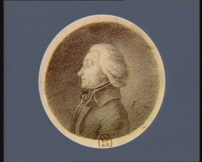 Cristophe Antoine Gerle né à Riom en Auvergne aujourd'hui département du Puy de Dôme le [25 8.bre] 1736 : [dessin]
