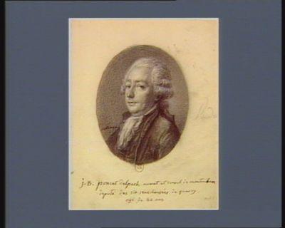 J.B. Poncet Delpech avocat et consul de Montauban deputé des six sénéchaussées de Quercy, agé de 42 ans : [dessin]