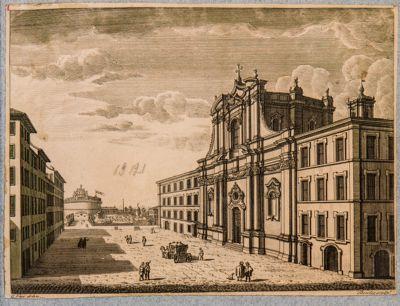 Chiesa dei SS. Celso e Giuliano, esterno