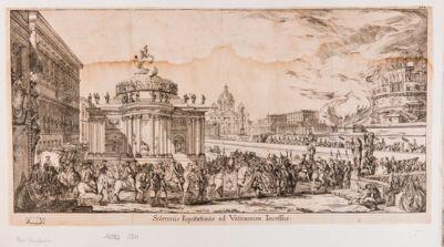Solemnis Equitationis ad Vaticanum