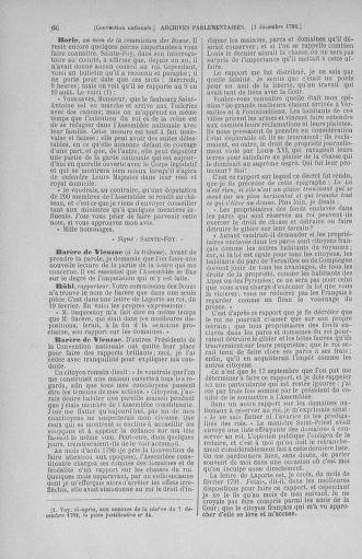 Tome 54 : Du 1er au 10 décembre 1792 - page 66