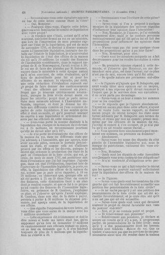Tome 54 : Du 1er au 10 décembre 1792 - page 68