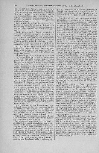 Tome 54 : Du 1er au 10 décembre 1792 - page 80