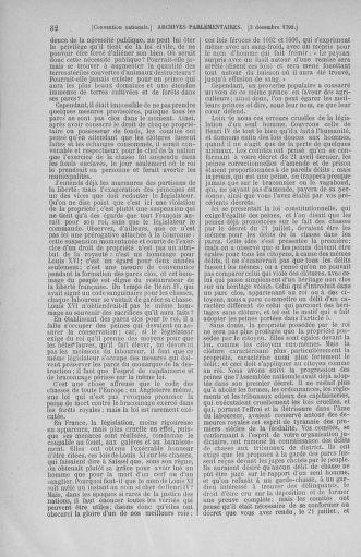 Tome 54 : Du 1er au 10 décembre 1792 - page 82