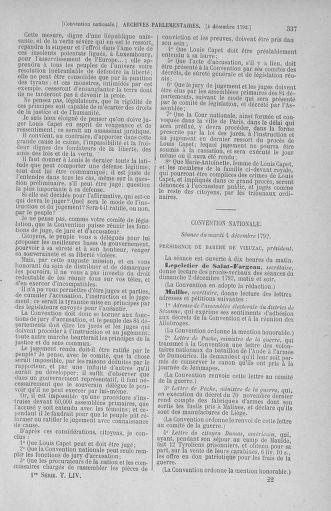 Tome 54 : Du 1er au 10 décembre 1792 - page 337