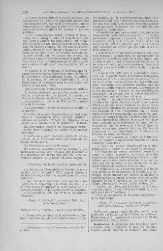 Tome 54 : Du 1er au 10 décembre 1792 - page 338