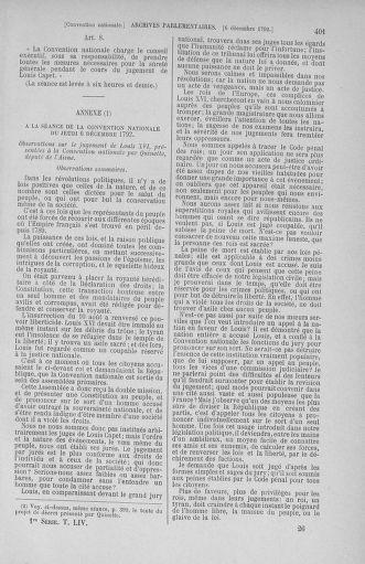 Tome 54 : Du 1er au 10 décembre 1792 - page 401