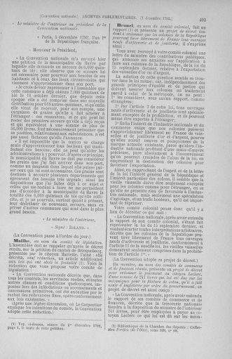 Tome 54 : Du 1er au 10 décembre 1792 - page 403