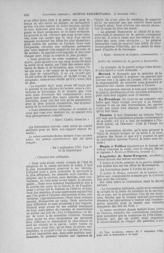 Tome 54 : Du 1er au 10 décembre 1792 - page 658