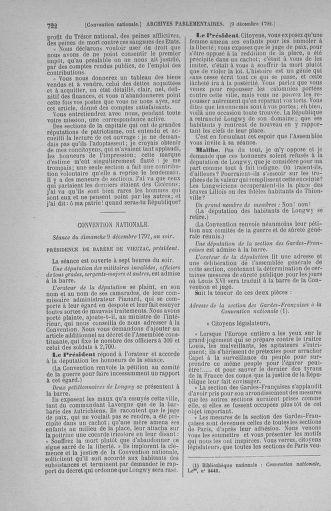 Tome 54 : Du 1er au 10 décembre 1792 - page 722