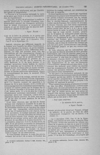 Tome 54 : Du 1er au 10 décembre 1792 - page 727