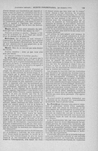 Tome 54 : Du 1er au 10 décembre 1792 - page 739