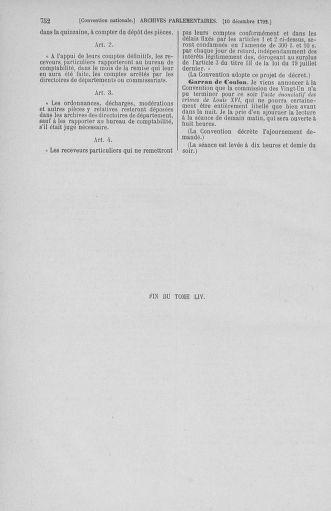 Tome 54 : Du 1er au 10 décembre 1792 - page 752