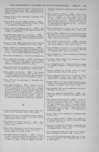 Tome 54 : Du 1er au 10 décembre 1792 - page 771