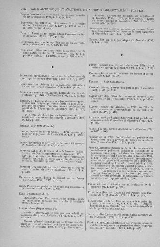 Tome 54 : Du 1er au 10 décembre 1792 - page 776