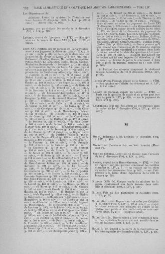 Tome 54 : Du 1er au 10 décembre 1792 - page 782