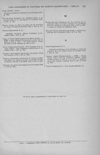 Tome 54 : Du 1er au 10 décembre 1792 - page 795