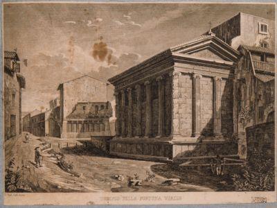 Tempio cosidetto della Fortuna Virile
