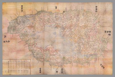 Ōmi Kuni-ezu