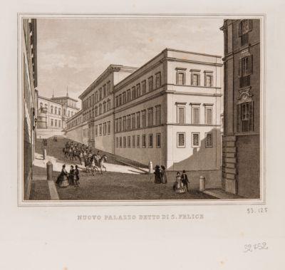Palazzo detto di San Felice in via della Dataria