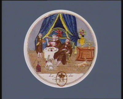 La  Recette des capucins [estampe]