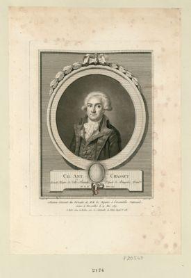 Ch. Ant. Chasset avocat, maire de Ville-Franche, deputé du Beaujolois, présid.nt, né le 25 mars 1745 : [estampe]