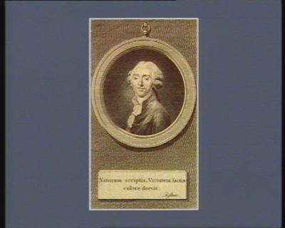 [Jacques Delille] Naturam scriptis, Virtutem factis colere docuit : [estampe]