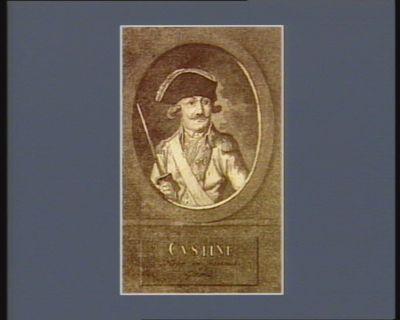 Custine Bürger van Frankreich, General [estampe]
