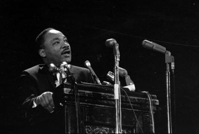 Martin Luther King, Jr. at Stanford