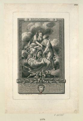 A Monsieur Necker ancien directeur général des finances, rappelé au ministere en 1788 [estampe]