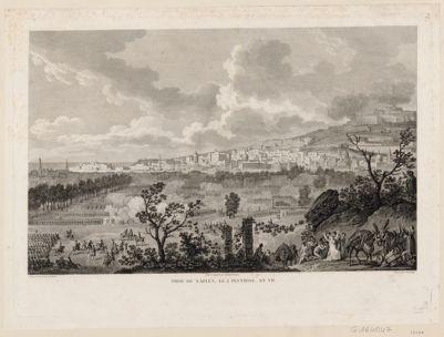Prise de Naples, le 2 pluviose, an VII [estampe]