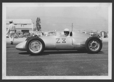 Andree (Nerpel Special Formula III. Black and white photographs.)